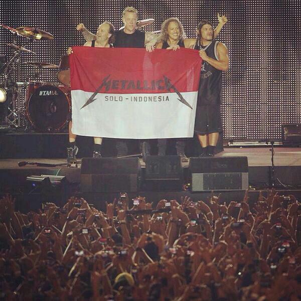 Metallica… Whiplash! (beritagar.com)